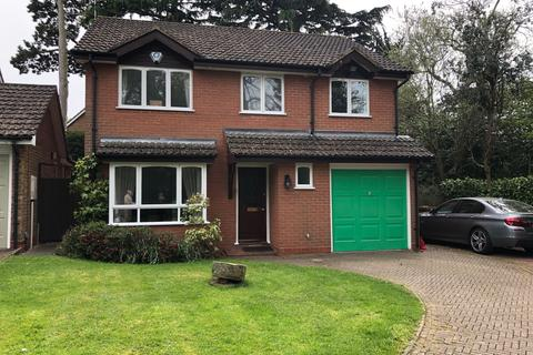 4 bedroom detached house to rent - Chipstone Close, Solihull B91