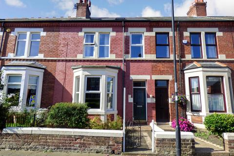 3 bedroom terraced house for sale - Lindisfarne Terrace, North Shields, Tyne and Wear, NE30 2BY