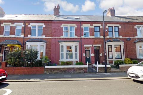 3 bedroom terraced house for sale - Lindisfarne Terrace, North Shields, Tyne and Wear, NE30 2BY