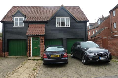 2 bedroom detached house to rent - Whittington Chase, Kingsmead, Milton Keynes, MK4 4HL