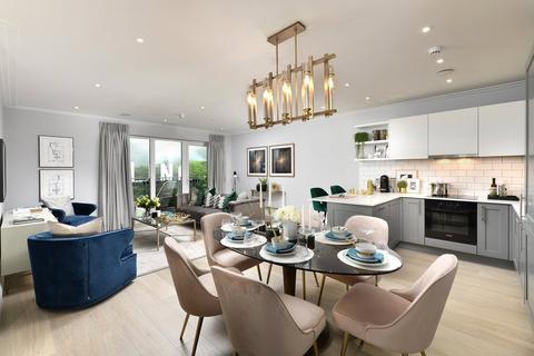 2 bedroom flat for sale - Filmworks, 59 New Broadway, London, W5