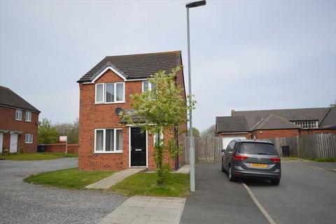 3 bedroom detached house for sale - Croft Close, Stanley
