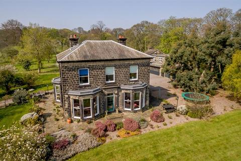5 bedroom detached house for sale - Woodhill, Calverley Lane, Calverley, LS28