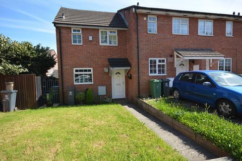 1 bedroom end of terrace house for sale - Heritage Park, St. Mellons, Cardiff. CF3