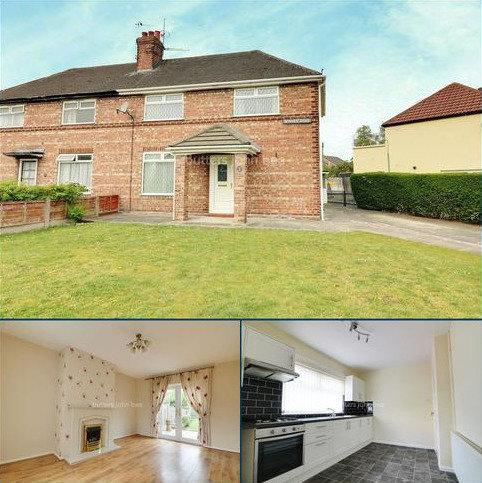3 bedroom semi-detached house for sale - Binney Road, Northwich