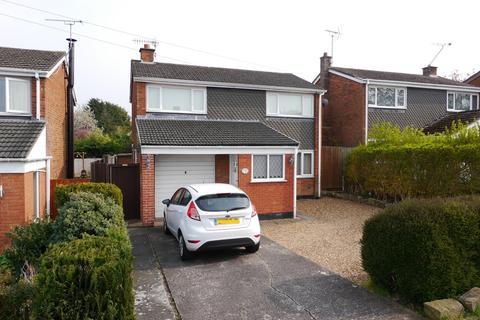 3 bedroom detached house for sale - St Davids Drive, Connah's Quay