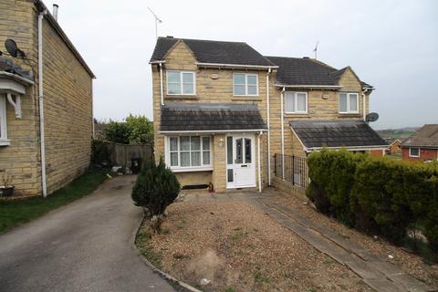 3 bedroom semi-detached house for sale - Bramble Grove, Elland HX5
