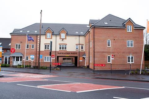 2 bedroom apartment to rent - 64 Bescot Road, Walsall, West Midlands, WS2