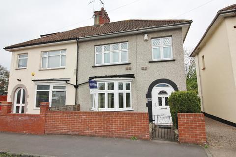 3 bedroom semi-detached house for sale - Cottrell Road, Eastville, Bristol, BS5 6TN