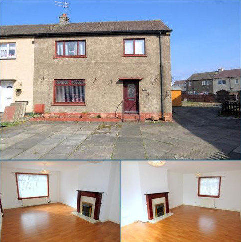 3 bedroom end of terrace house for sale - Smallburn Place, Grangemouth FK3