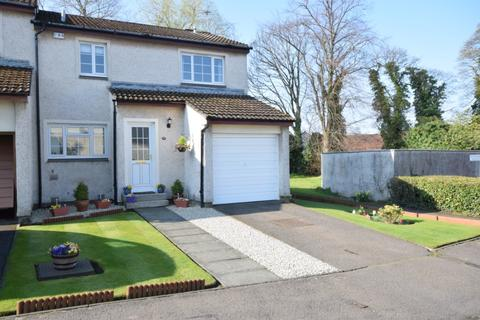 3 bedroom end of terrace house for sale - Braehead Avenue, Barnton, Edinburgh, EH4 6QN