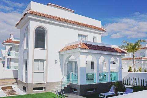 3 bedroom villa  - Villa Ivory rojales, Costa Blanca , Spain