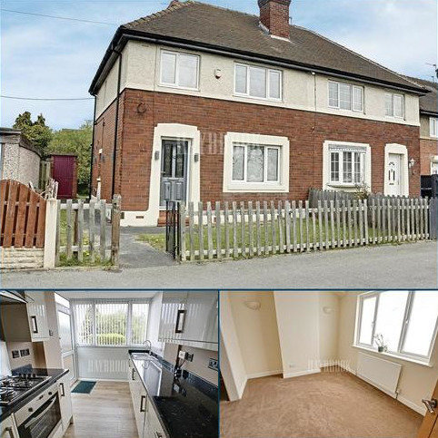 3 bedroom semi-detached house for sale - East End Crescent, Royston