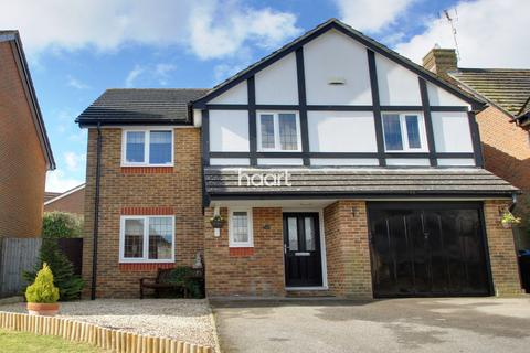 4 bedroom detached house for sale - Shipley Mill Close, Ashford
