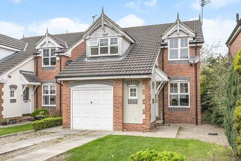3 bedroom detached house for sale - Boothroyd Drive, Meanwood, Leeds, LS6 2SA