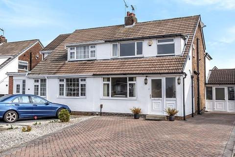 3 bedroom semi-detached house for sale - High Ash Mount, Alwoodley, Leeds, LS17 8RN
