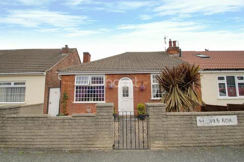 2 bedroom bungalow for sale - St Ives Road, Leicester