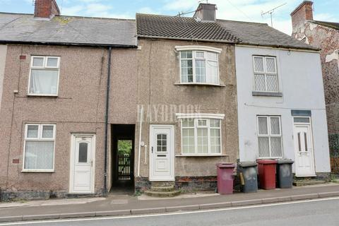 2 bedroom terraced house for sale - Main Road, Renishaw
