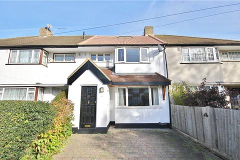 4 bedroom terraced house for sale - Heathcroft Avenue, Sunbury-on-Thames, Surrey, TW16