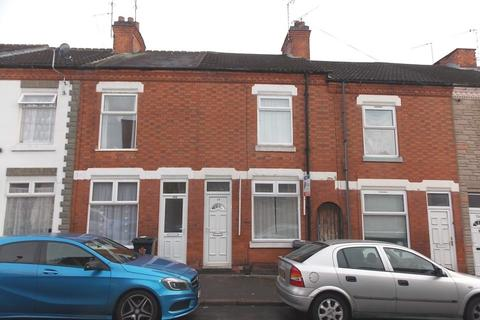 2 bedroom terraced house to rent - Western Road, Leicester LE3 0EB