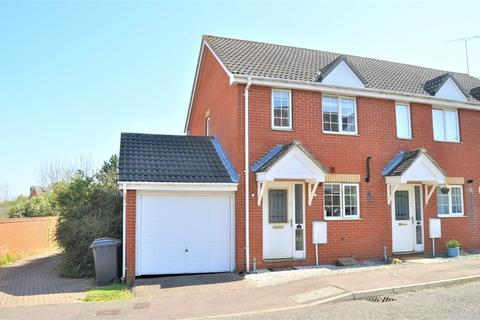 2 bedroom end of terrace house for sale - Amcotes Place, Chelmsford, Essex