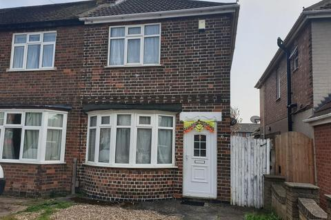 3 bedroom semi-detached house to rent - Highbury Road, Leicester