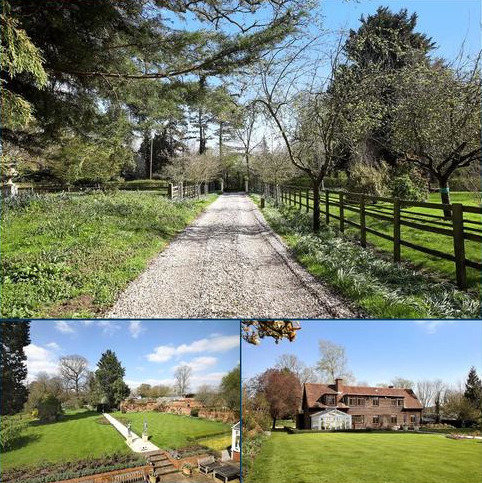 5 bedroom detached house for sale - Lambs Lane, Swallowfield, Reading, Berkshire, RG7