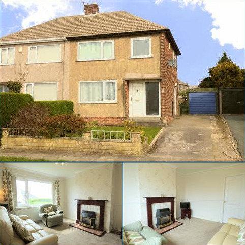 3 bedroom semi-detached house for sale - 19 Glendale Drive, Wibsey BD6 2LT