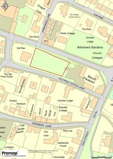 Land for sale - Land Off Old Post Office Lane, South Ferriby, North Lincolnshire, DN18