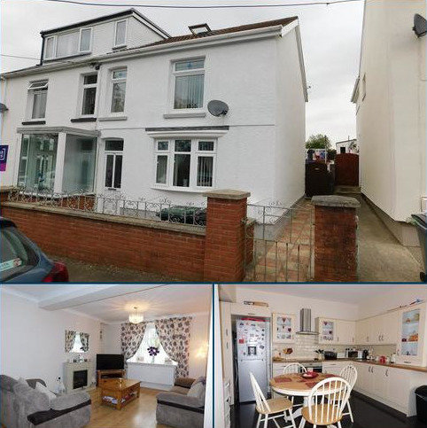3 bedroom semi-detached house for sale - Martyns Avenue, Seven Sisters, Neath Port Talbot.