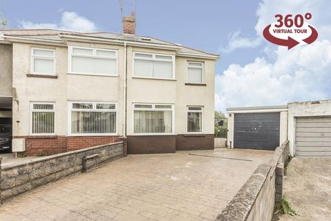3 bedroom semi-detached house for sale - Ty Fry Gardens, Cardiff - REF# 00003912 - View 360 Tour at