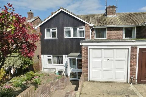 3 bedroom semi-detached house for sale - Mill Rise, Westdene, Brighton,