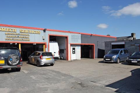 Industrial unit for sale - Castle Street, Criccieth, North Wales