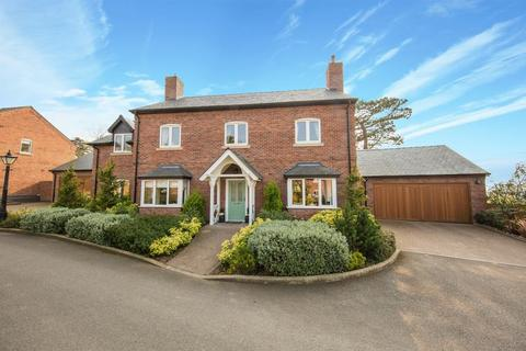 5 bedroom detached house for sale - Beeches Close, Malpas, Cheshire