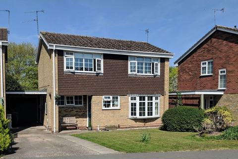 4 bedroom detached house for sale - Aqualate Close, Newport