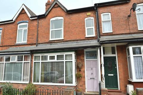 3 bedroom terraced house to rent - 130 Highbury Road, Kings Heath  B14 7QP