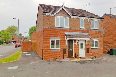 2 bedroom semi-detached house to rent - Thetford Way, Walsall, West Midlands, WS5 4TA