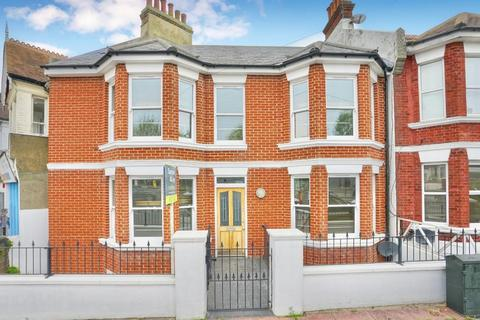 4 bedroom end of terrace house for sale - Balfour Road, Brighton, East Sussex, BN1 6NA