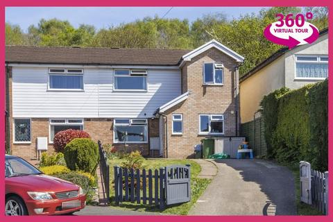 4 bedroom semi-detached house for sale - Rhiw'r Ddar, Cardiff - REF#00006709 - View 360 Tour At: