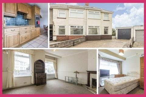 3 bedroom semi-detached house for sale - Ty Fry Gardens, Cardiff - REF# 00006627 - View 360 Tour at