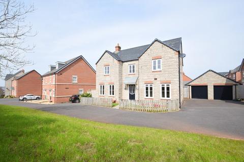 4 bedroom detached house for sale - 2 Gerddi'r Briallu, Parc Derwen, Coity, Bridgend, Bridgend County Borough, CF35 6FR