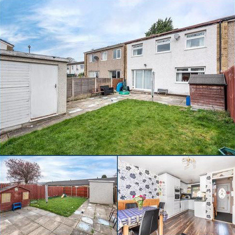 3 bedroom townhouse for sale - Weston Park View, Otley