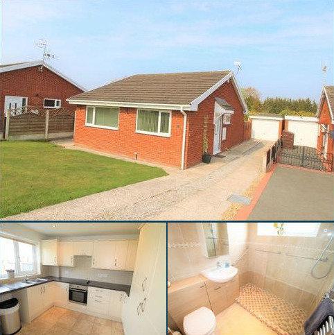 2 bedroom detached bungalow for sale - Mile Barn Road, Plas Goulbourne, Wrexham