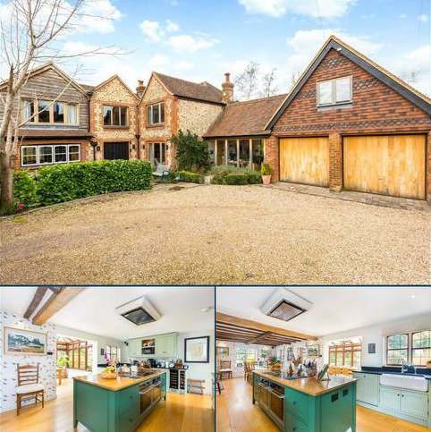 5 bedroom detached house to rent - Skirmett, Henley-on-Thames, Oxfordshire, RG9
