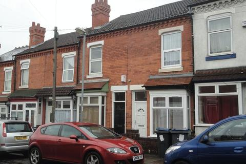 2 bedroom terraced house to rent - Wallace Road, Birmingham