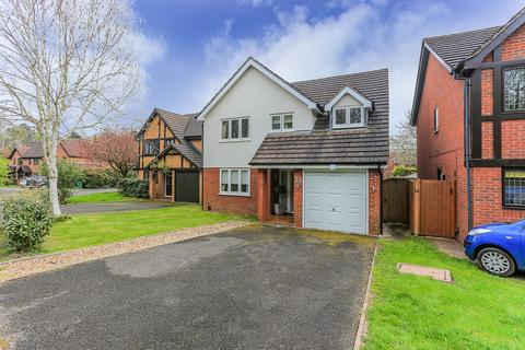 4 bedroom detached house for sale - Ashbrook Crescent, Solihull