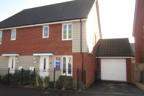 3 bedroom semi-detached house to rent - Mulligan Drive, Exeter