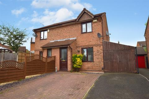 2 bedroom semi-detached house for sale - Seagrave Close, Oakwood, Derby