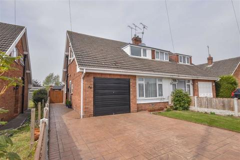 3 bedroom semi-detached bungalow for sale - Oakmere Drive, Great Boughton, Chester