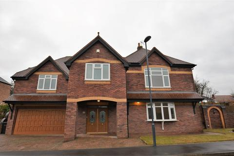 3 bedroom detached house to rent - Quarndon Heights, Allestree, Derby